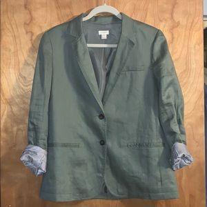 J Crew Jackets Amp Coats Jcrew Doublecloth Lady Day Coat